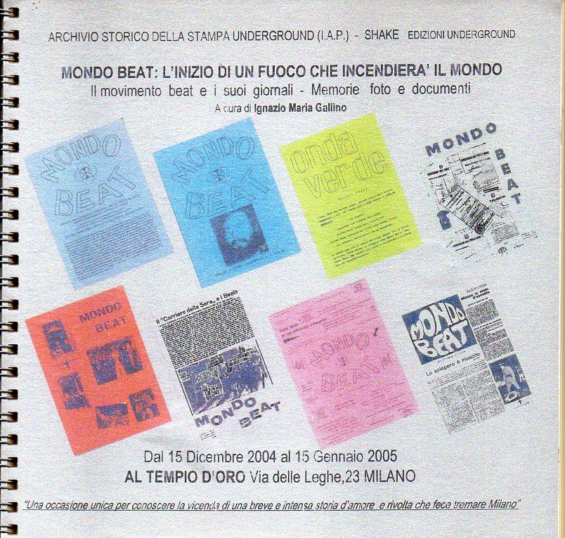 Catalogo di Ignazio Maria Gallino