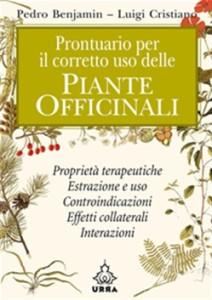 Prontuario per il corretto uso delle piante officinali