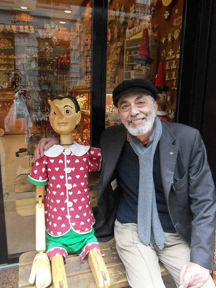 Gianni e Pinocchio